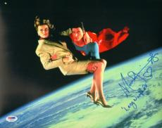 "MARIEL HEMINGWAY Signed Autographed ""Superman"" 11x14 Photo PSA/DNA #U55866"