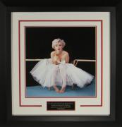 Marilyn Monroe 'Ballerina' by Milton Greene Framed