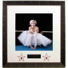 Marilyn Monroe Ballet Framed Photo