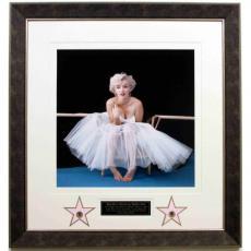 Marilyn Monroe Ballet Framed Photo
