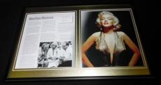 Marilyn Monroe Framed 12x18 Photo Display