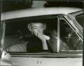 Marilyn Monroe Original 11x14 Joe DiMaggio Divorce Photograph Sam Stone