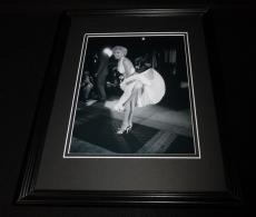 Marilyn Monroe Seven Year Itch Framed 8x10 Photo Poster Skirt Blowing