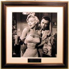 Marilyn Monroe Seven Year Itch Framed with Nameplate