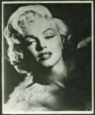 Marilyn Monroe Signed Autographed 8x10 Photograph Beckett BAS