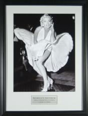 Marilyn Monroe The Seven Year Itch 16x20 Photo Framed
