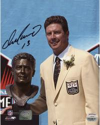 Dan Marino Autographed Dolphins 8x10 Photo