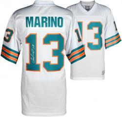 Dan Marino Miami Dolphins Autographed Pro-Line White Jersey