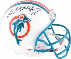 Dan Marino Miami Dolphins Autographed Authentic Riddell Pro-Line Helmet