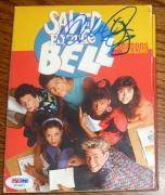Mario Lopez Signed Saved By The Bell Seasons 1 & 2 DVD Set PSA/DNA COA One Two