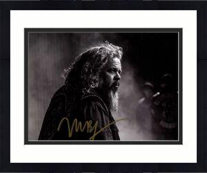 Mark Boone Jr. Autographed Signed 8x10 B/W Photo AFTAL UACC RD COA