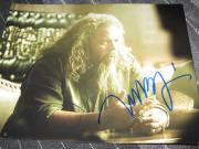 MARK BOONE JR SIGNED AUTOGRAPH 8x10 SONS OF ANARCHY IN PERSON LEATHER COA I