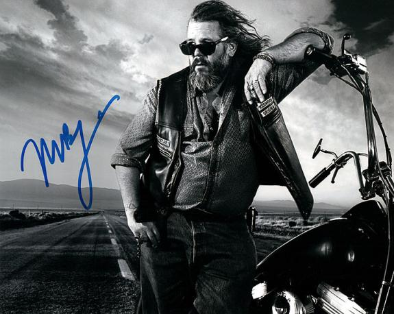 Mark Boone Jr. Sons Of Anarchy Autographed Signed Photo RACC TS UACC RD AFTAL