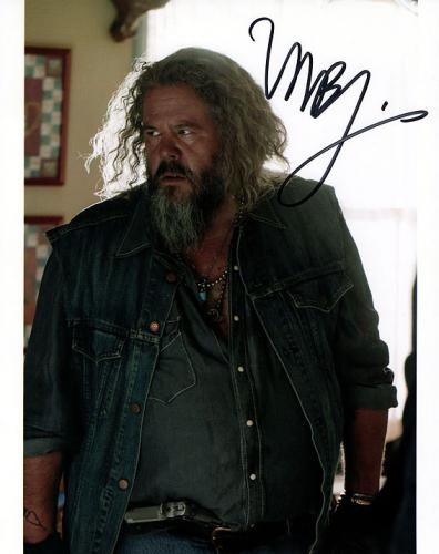 Mark Boone Jr. Sons Of Anarchy Signed Autographed Photo RACC TS UACC RD AFTAL