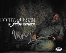Mark Boone Junior Signed 8x10 Photo PSA/DNA Sons of Anarchy Picture Autograph
