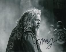 Mark Boone Junior signed Sons of Anarchy 8x10 photo w/coa Bobby Munson #SA3