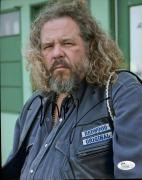 Mark Boone Junior Sons Of Anarchy Signed Jsa Certified 8x10 Photo Autograph