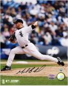 Mark Buehrle Chicago White Sox Autographed 8'' x 10'' Pitching Photograph - Mounted Memories