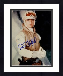Mark Hamill Autographed Signed 8x10 Star Wars Hoth Photo RACC TS UACC RD AFTAL