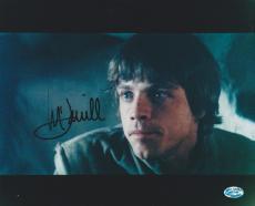 Mark Hamill Autographed Star Wars 8x10 Photo - Luke Skywalker