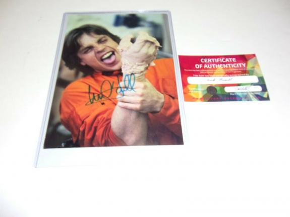 Mark Hamill Luke Skywalker Star Wars W/coa Signed Photo