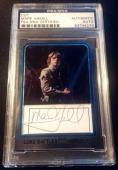 Mark Hamill Luke Skywalker Topps AUTO Signed Autograph PSA/DNA Star Wars Chrome