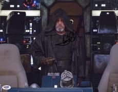 Mark Hamill SIGNED 11x14 Photo Luke Skywalker Star Wars PSA/DNA AUTOGRAPHED RARE