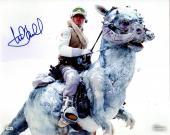 "MARK HAMILL Signed ""Luke Skywalker"" STAR WARS 8x10 Photo PSA/DNA #AD00668"