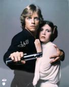 "Mark Hamill Signed Star Wars ""luke Skywalker"" 16x20 Photo Psa/dna # Ac94540"