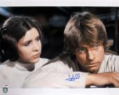 "Mark Hamill Signed Star Wars ""luke Skywalker"" 16x20 Photo Psa/dna #ac94547"