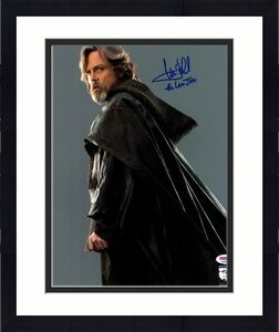 MARK HAMILL Signed STAR WARS Official Pix 11x14 Photo Graded PSA/DNA 10 #AD68511