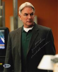 Mark Harmon 'NCIS' Autographed Signed 8x10 Photo Certified Authentic BAS COA