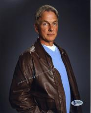 Mark Harmon NCIS Autographed Signed 8x10 Photo Certified Authentic BAS COA