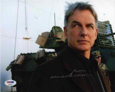 Mark Harmon NCIS Autographed Signed 8x10 Photo Certified Authentic PSA/DNA AFTAL
