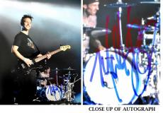 Mark Hoppus Signed - Autographed BLINK 182 Singer 11x14 inch Photo - Guaranteed to pass PSA or JSA