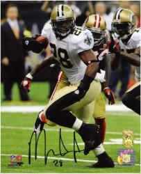 Mark Ingram Autographed Photograph - 8x10 Mounted Memories