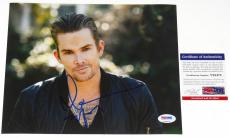 Mark Mcgrath Autographed 8x10 Photo (sugar Ray) W/ Proof! - Psa/dna Coa!