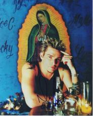 Mark McGrath Signed - Autographed Sugar Ray 8x10 Photo