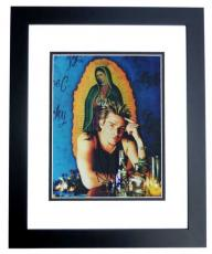 Mark McGrath Signed - Autographed Sugar Ray 8x10 Photo BLACK CUSTOM FRAME