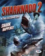 Mark Mcgrath & JUDAh Friedlander Sharknado 2 Signed 8X10 Photo PSA/DNA #W79591