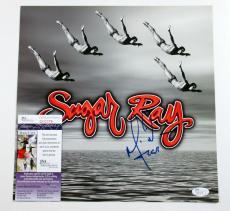 Mark McGrath Signed Album Promo Card Sugar Ray 14:59 (Every Morning) JSA AUTO