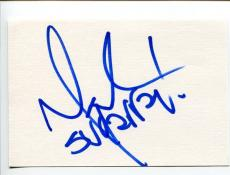 Mark McGrath Sugar Ray Sexy Fly Singer Signed Autograph