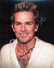 "Mark McGrath ""Sugar Ray"" Signed 8X10 Photo PSA/DNA #AC17309"