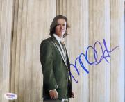 Mark Paul Gosselaar Franklin & Bash Signed 8x10 Photo PSA/DNA
