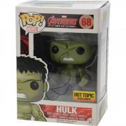 Mark Ruffalo Avengers Age Of Ultron Autographed #68 Hulk Funko Pop! - JSA
