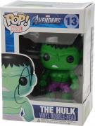 Mark Ruffalo Avengers Age of Ultron Autographed #13 Hulk Funko Pop! - JSA