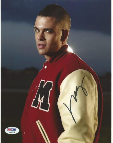 Mark Salling Signed Glee 8x10 Photo PSA/DNA COA Picture Autograph Puck Fox TV 2