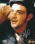 Mark Sheppard Signed 8x10 Photo *Badger BAS U24360
