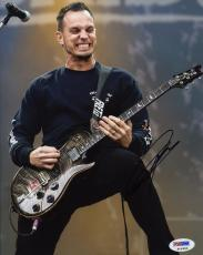 Mark Tremonti Creed Alter Bridge Autographed Signed 8x10 Photo Certified PSA/DNA