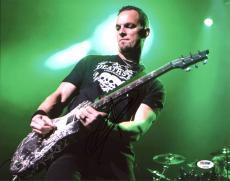 Mark Tremonti Creed Signed 11X14 Photo Autographed PSA/DNA #Z90384